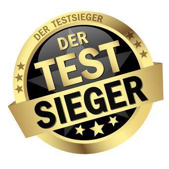 DER TESTSIEGER