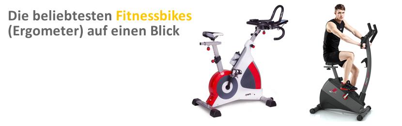 Slider Fitnessbikes