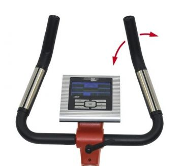 Christopeit ET 6 Fitnessbike Ergometer
