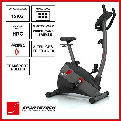 Sportstech Ergometer ESX500