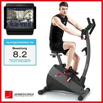 Sportstech EX500 Fitnessbike Ergometer