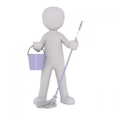 Heimtrainer reinigen