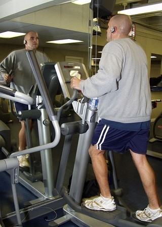 Crosstrainer Test